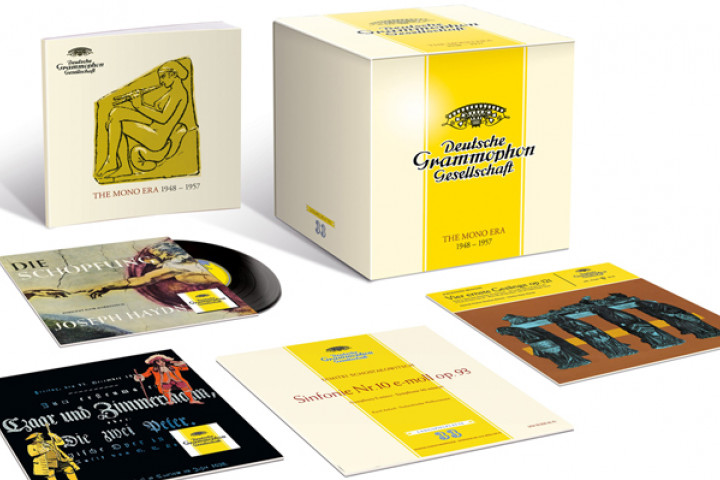 DG – The Mono Era 1948 – 1957 (Ltd. Edt.)