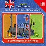 Jim Knopf, Englisch lernen mit Jim Knopf - 3-CD Hörspielbox, 00602547796509