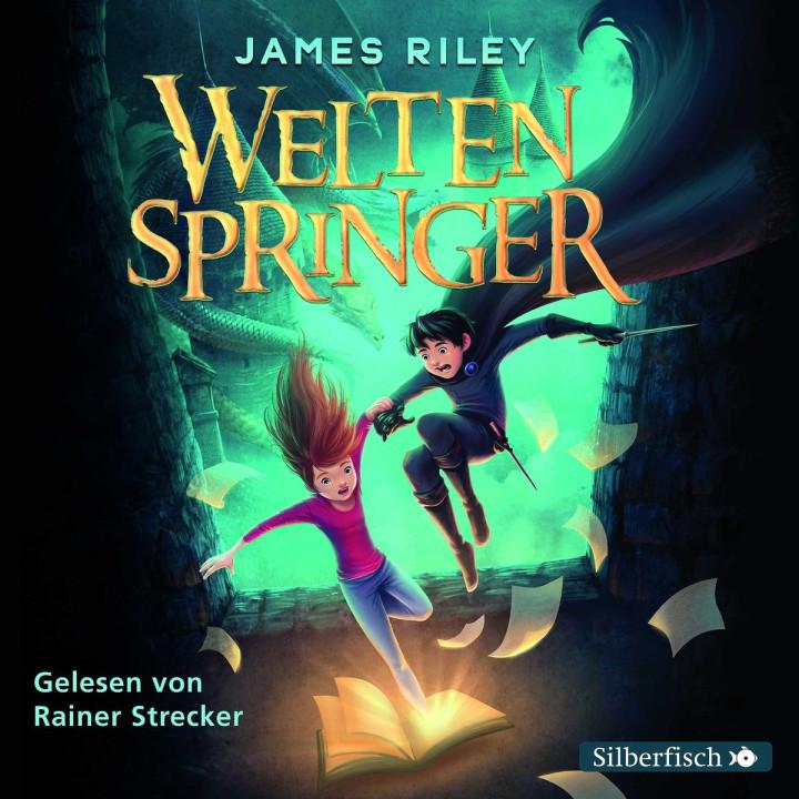 James Riley - Weltenspringer
