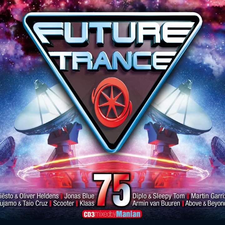 Future Trance 75 - UMG Cover