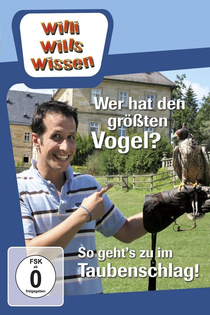 Wer hat den größten Vogel? / So geht's zu im Taubenschlag!