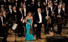 Anne-Sophie Mutter, Unvergessen: Gedenkkonzert für Kurt Masur im Leipziger Gewandhaus