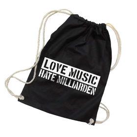 Milliarden, Love Music Hate Miliarden, 4055585023995