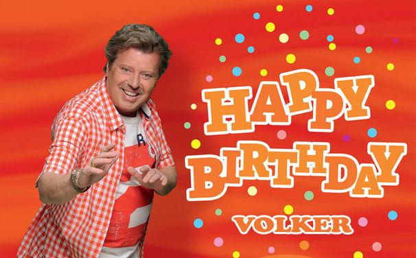 Volker Rosin, Herzlichen Glückwunsch zum 60. Geburtstag, Volker Rosin