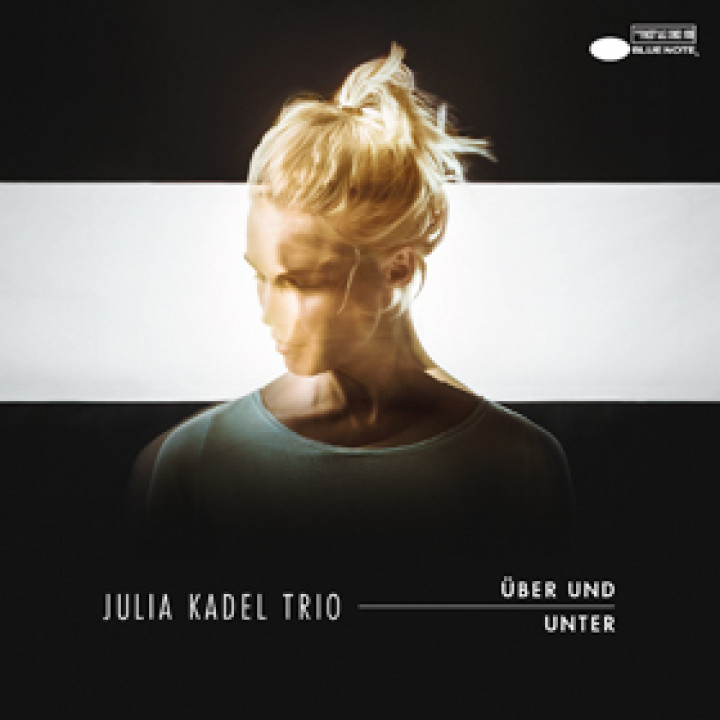 Julia Kadel Trio - Über Und Unter - Cover