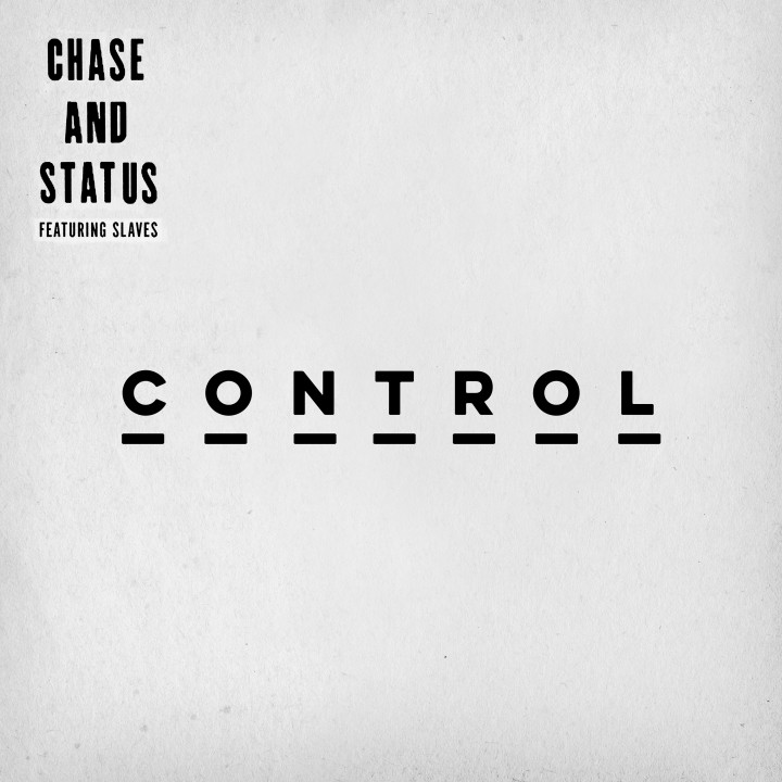 Chase And Status Control Singlecover