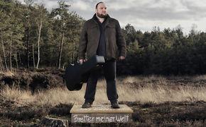 Alex Diehl, Bretter meiner Welt - hört hier in das neue Album von Alex Diehl rein