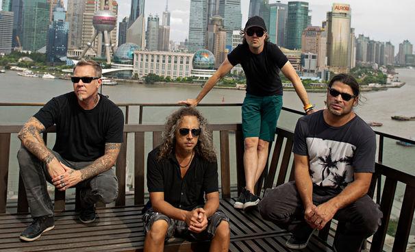 Metallica, Internationale Botschafter: Metallica präsentieren den Record Store Day 2016