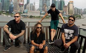 Metallica, 21. August 2016 ab 4 Uhr in der Früh: Erlebt Metallica im Live-Stream bei ihrem Mega-Konzert im U.S. Bank Stadium