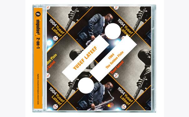 Impulse 2-on-1, Zwei Alben auf einer CD - Yusef Lateef, der spirituelle Klangsucher