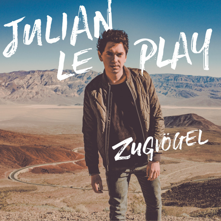 Julian le Play_Zugvögel_Cover