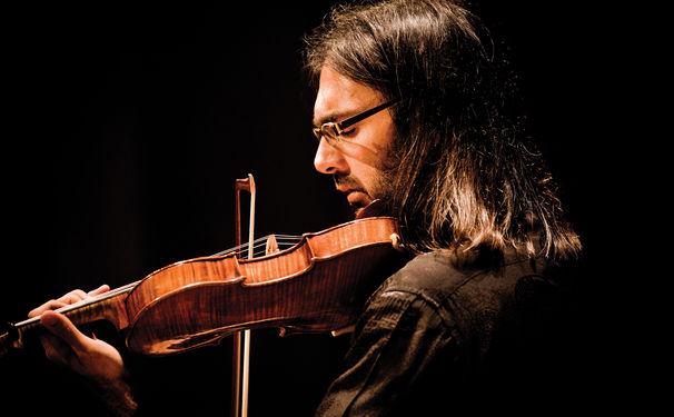 Leonidas Kavakos, Virtuose Geigenliteratur – Kavakos untermauert sein poetisches Genie