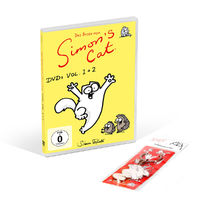 Simon's Cat, Das Beste von Simon's Cat (inkl. Schlüsselanhänger), 00602547714152