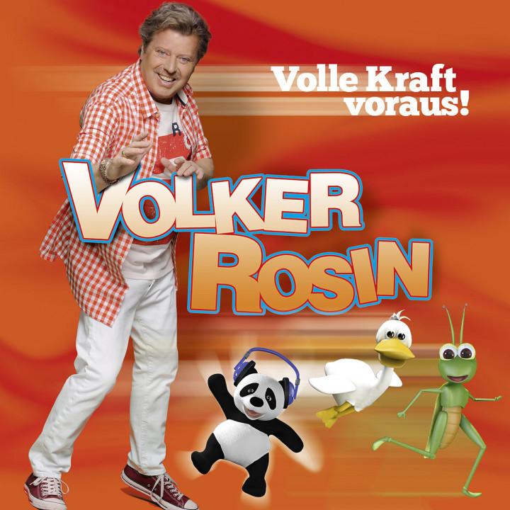 Volker Rosin-Volle Kraft vorraus