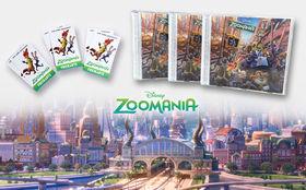 Disney, Wir verlosen 3x2 Kino-Karten für Zoomania und den Original Soundtrack