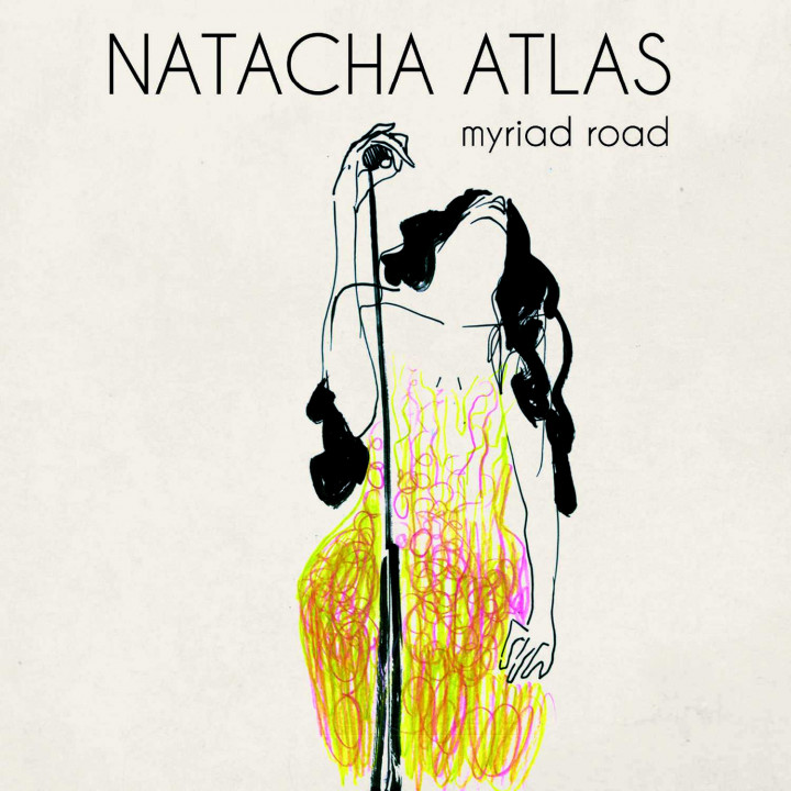 Natacha Atlas - Myriad Road - Cover