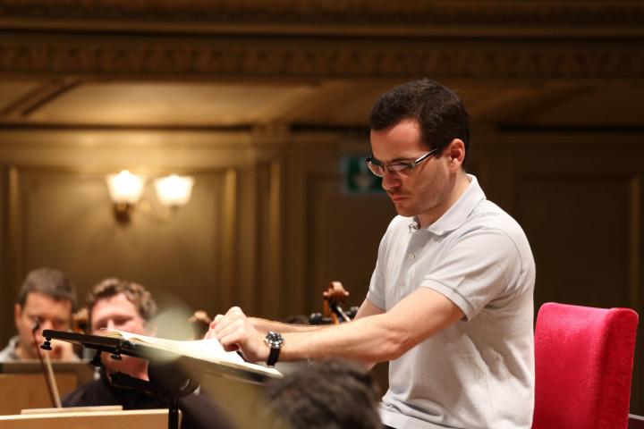 Lionel Bringuier, Tonhalle Orchester Zürich