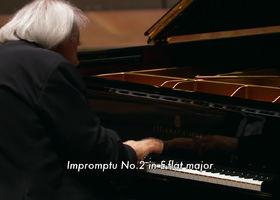 Grigory Sokolov, Franz Schubert Impromptu Nr. 2 Es-Dur