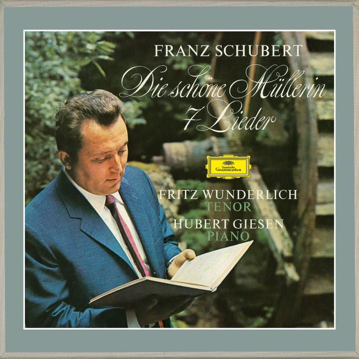 Schubert: Die schöne Müllerin, D.795