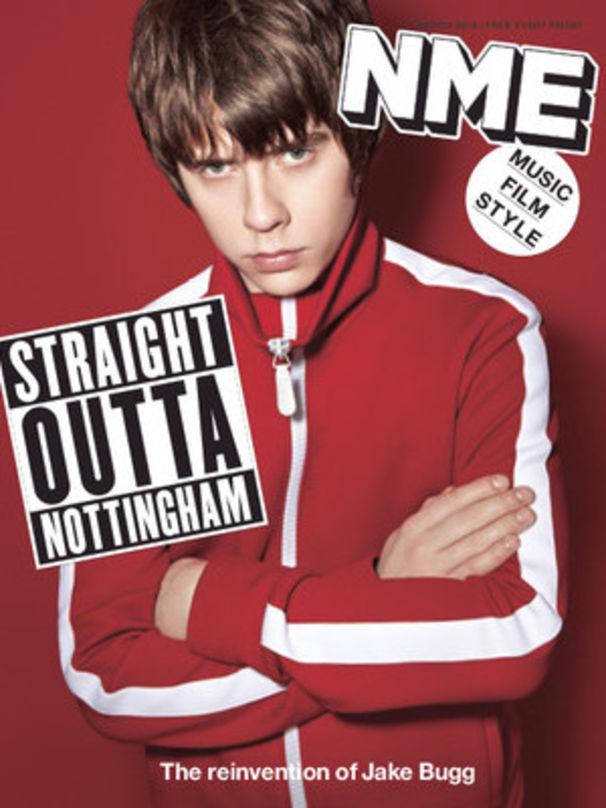 Jake Bugg, Jake Bugg - NME Cover