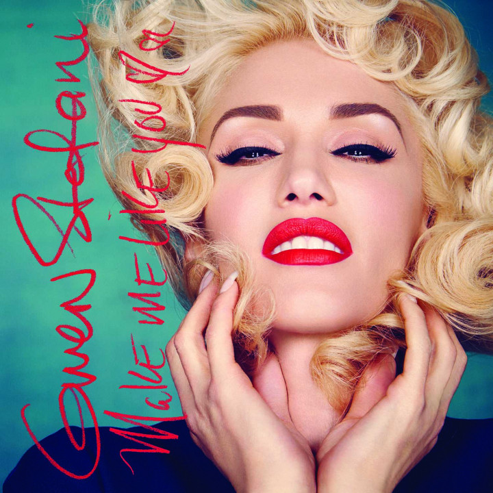 Gwen Stefani Make Me Like You Singlecover