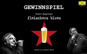 Various Artists, Wir verlosen 3 Hörbücher Fleischers Blues von Volker Hauptvogel