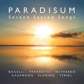Diverse Künstler, Paradisum: Serene Sacred Songs, 00028948246151