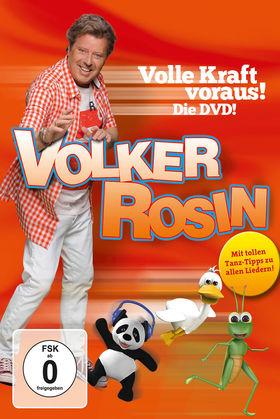 Volker Rosin, Volle Kraft voraus! - Die DVD, 00602547711236
