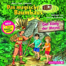 Das magische Baumhaus, Der König der Mayas, 09783867427814