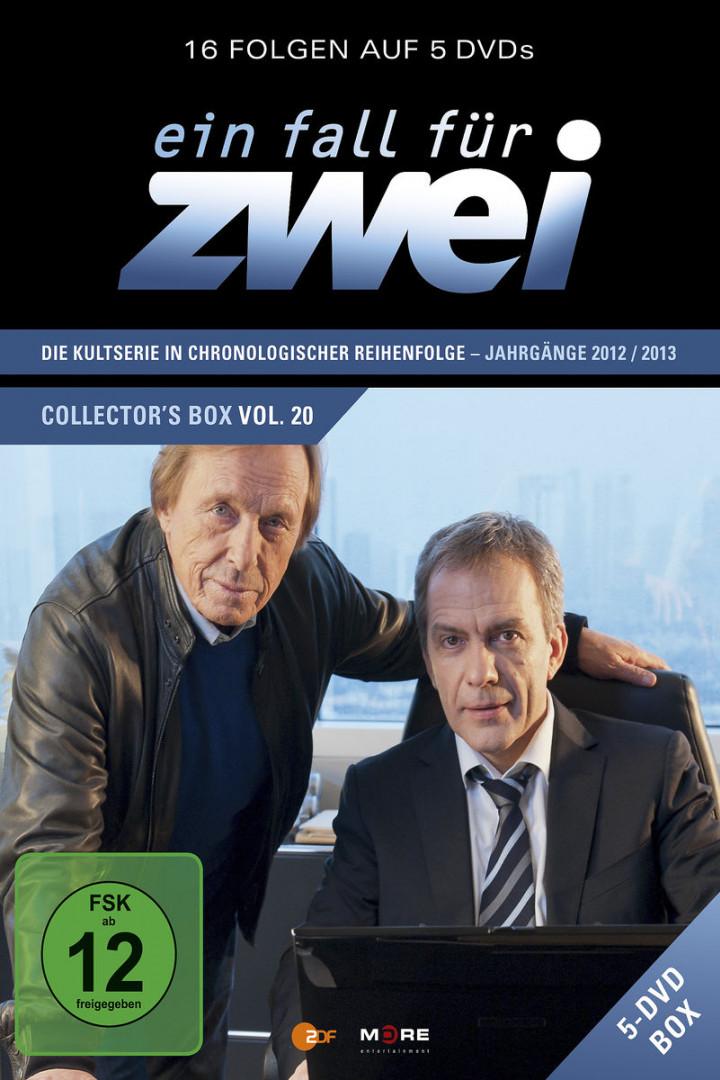 Ein Fall für Zwei - Collector´s Box Vol. 20