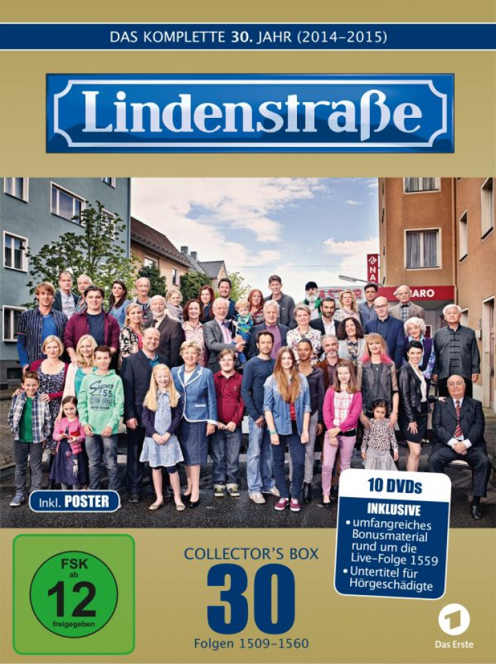 Lindenstraße - Collector`s Box Vol. 30