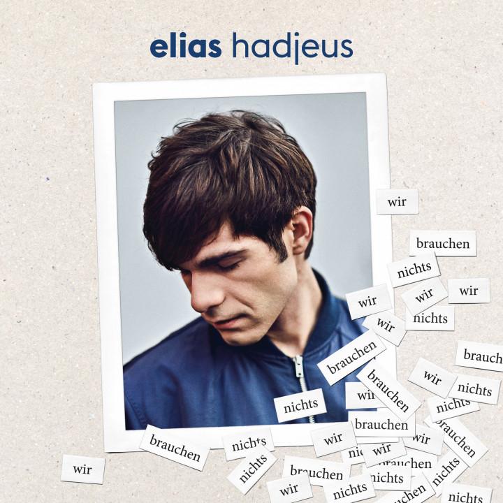 """""""Wir brauchen nichts"""" Albumcover 2016"""