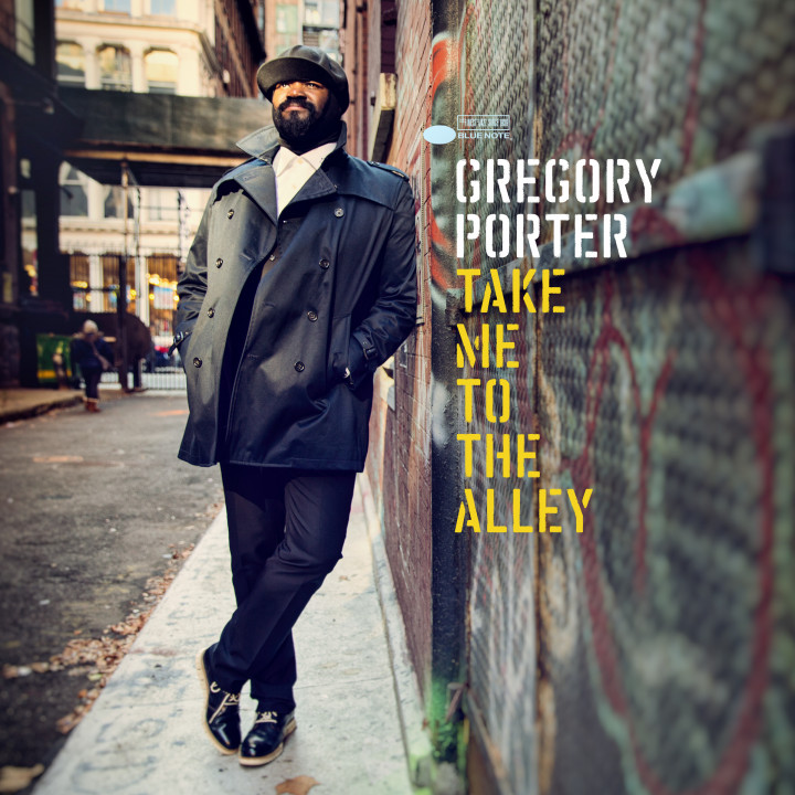 Gregory Porter - Take Me To The Alley - Cover
