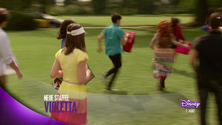 Violetta - Trailer Staffel 3