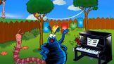 Die kleine Schnecke Monika Häuschen, Gartenfest