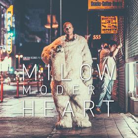 Milow, Modern Heart, 00602547848581