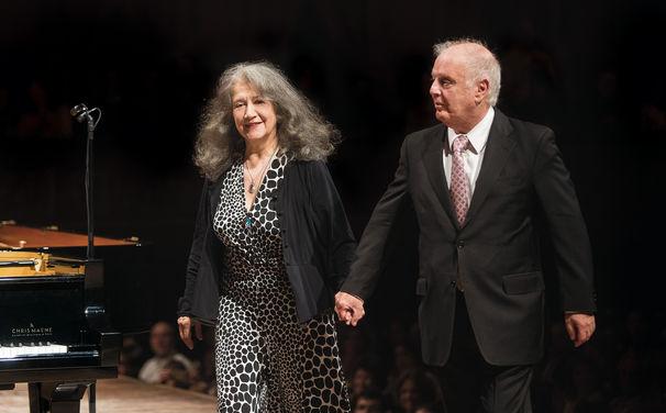 Daniel Barenboim, Live from Buenos Aires: Das neue Album von Martha Argerich und Daniel Barenboim