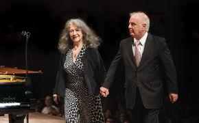 Martha Argerich, Live from Buenos Aires: Das neue Album von Martha Argerich und Daniel Barenboim