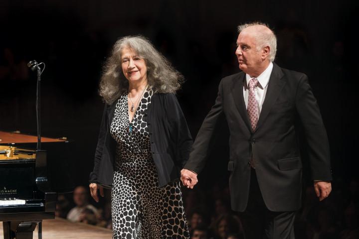 Martha Argerich, Daniel Barenboim