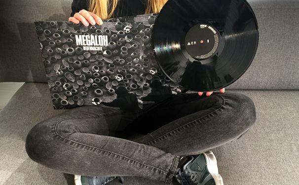 Megaloh, Gewinnt eine von drei Regenmacher Alben als Doppel-Vinyl Edition
