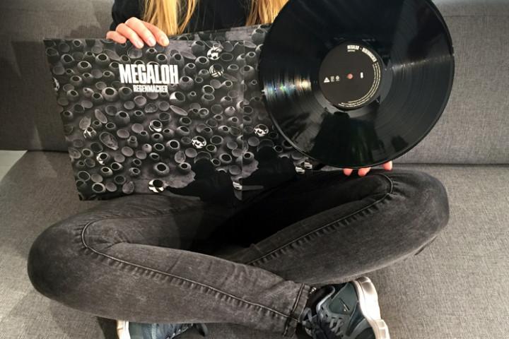 Megaloh Vinyl