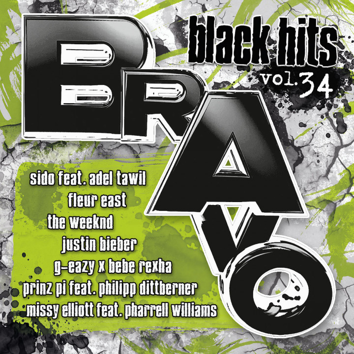 Bravo Black Hits, Vol. 34