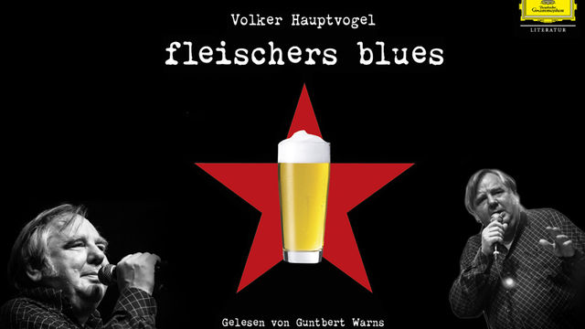 Various Artists, Volker Hauptvogels erstes Hörbuch Fleischers Blues – Der Storch flattert wieder