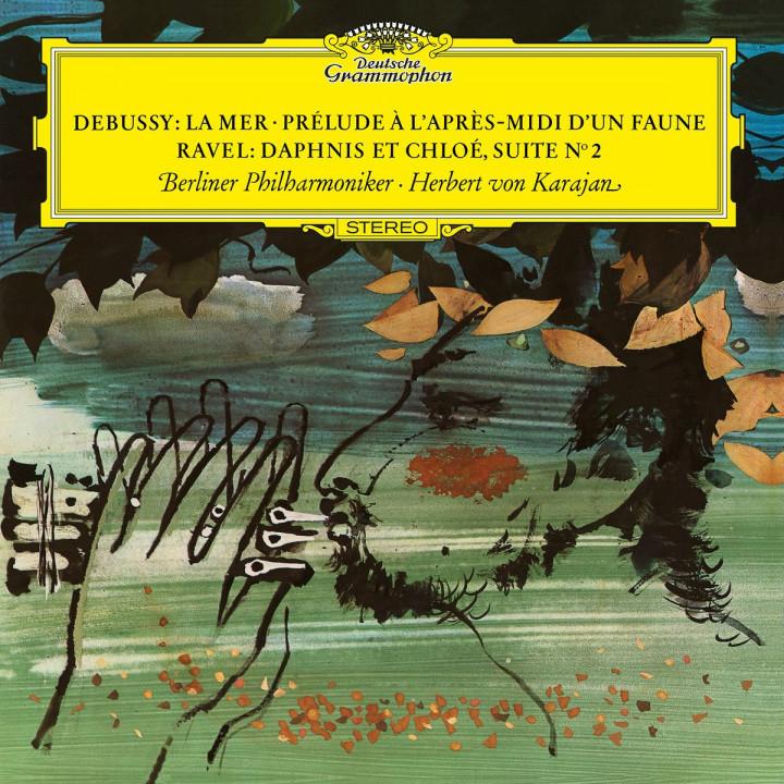 Debussy: La Mer, L.109; Prélude à l'après-midi d'un faune, L.86 / Ravel: Dapnis & Chloé, M.57b
