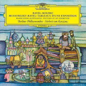 Die Berliner Philharmoniker, Mussorgsky: Bilder einer Ausstellung / Ravel: Boléro, M.81, 00028947958888