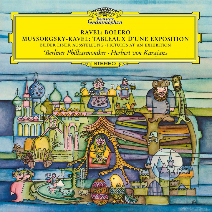 Mussorgsky: Pictures At An Exhibition / Ravel: Boléro, M.81