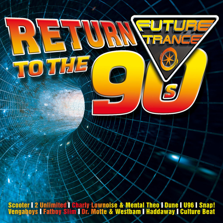 Future Trance - Return To The 90s