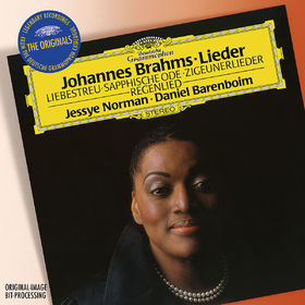 Jessye Norman, Brahms: Lieder, 00028947960607