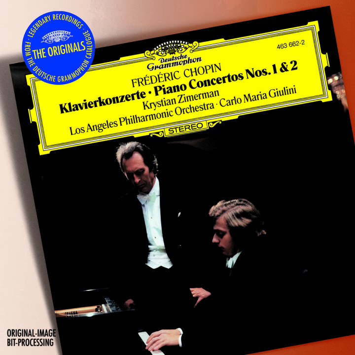 Chopin: Piano Concerto No.1 In E Minor, Op.11; Piano Concerto No.2 In F Minor, Op.21