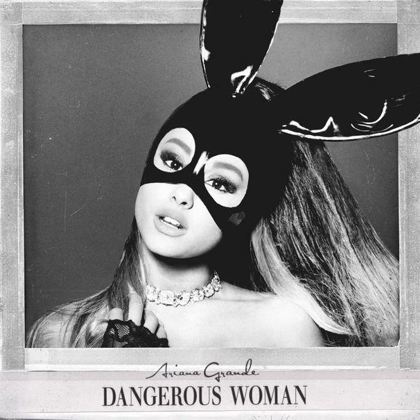 Ariana Grande, Ariana Grande Dangerous Woman Albumcover